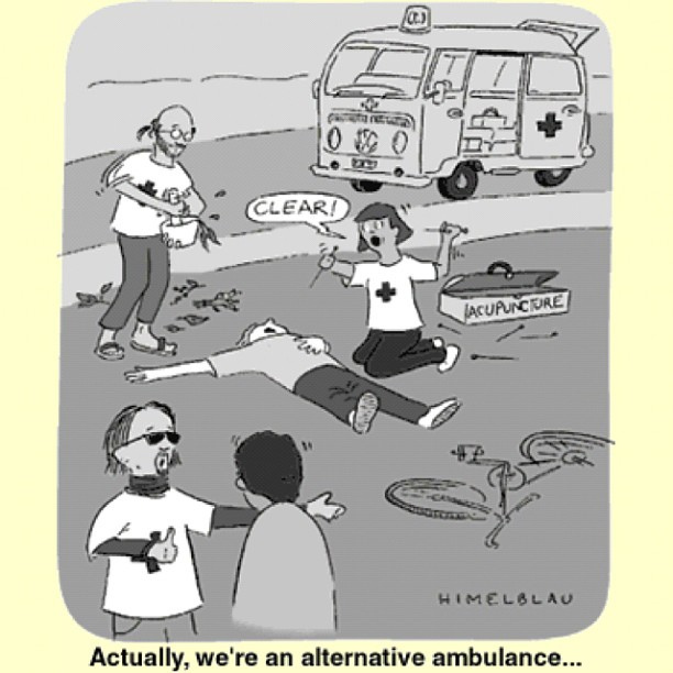 alternative ambulance